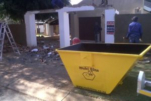 Mobibins - Rubble Removal - Pretoria