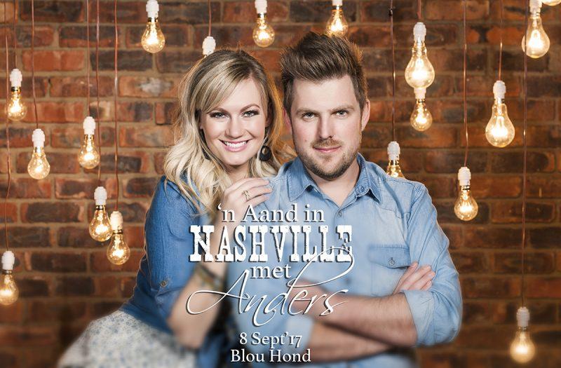 Aand in Nashville met ANDERS - Die Blou Hond Theatre