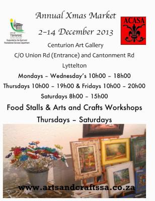 Acasa Christmas Market 2013 - Centurion-02