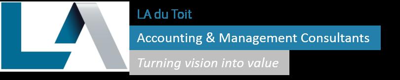 Besigheidskonsultante - LA du Toit Accounting and Management