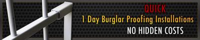 BurglarFit Burglarproofing