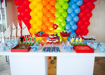 Party Planners - Wierda Park - Candy Construction
