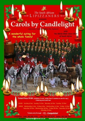Carols by Candlelight - Kyalami - The Lipizzaner Centre-01