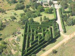 Chartwell Castle Amazing Maze - Johannesburg