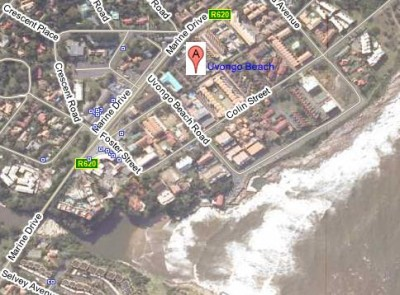 Chelsea Place 7 Map - Margate - Seaside Accommodation