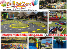 Chill Out Zone Self Catering Party Venue - Centurion