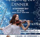 Christmas Eve Dinner 2017 @ Casa Toscana - Lynnwood