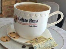 Coffee News Centurion Newspaper - Centurion