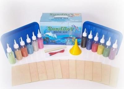 Sand Art Home Kit - Moreleta Park - Creative Sand Art (Pty) Ltd