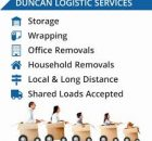 Duncan Logistics Furniture Removal - Gauteng