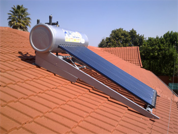 High Pressure System - Springs - East Rand Solar