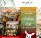 Easter 2018 Sunday Lunch @ Irene Country Lodge - Centurion