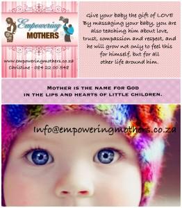 Empowering Mothers - Brochure