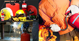 Fire Equipment Installation and Servicing - Mercfire Amalgamated - Pretoria