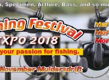 Fishing Festival Expo 2018 - Muldersdrift Pretoria
