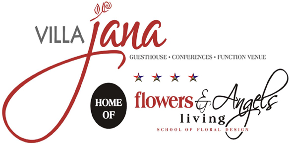 Flowers and Angels Living School of Floral Design - logo