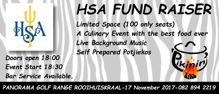 Fundraising Potjiekos Event 2017 - Rooihuiskraal Pretoria