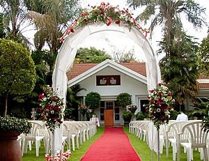 Garden World - Wedding-Ceremony