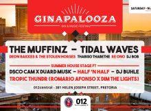 Ginapalooza Gin & Music Festival 2018 - Pretoria