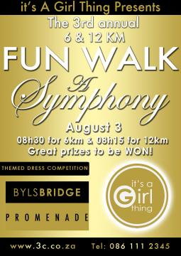 IAGT Fun Walk 2013 - Poster