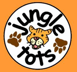 Jungle Tots - tigerlogo