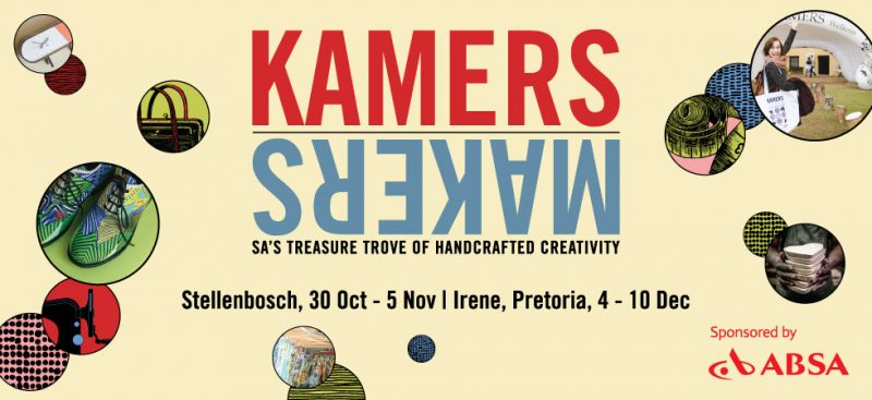 Kamers Makers Market Irene 2017 - Pretoria