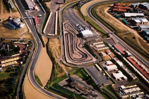 Kart Circuit Inside Kayalami Race Track - Midrand