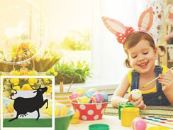 Kiddies Easter Arts and Crafts - Irene Village Mall