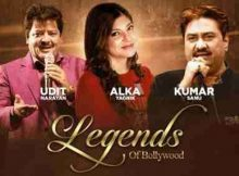 Legends of Bollywood Music Concert 2019 - Menlyn Maine Pretoria