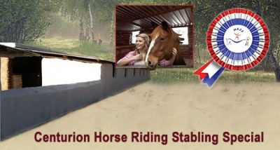 Mazz Vaulting & Horse Riding Stabling Special 2013 - Advert