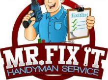 Mrfixit Handyman Services - Rietfontein Pretoria
