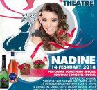 Nadine Valentines Show 2018 @ Die Blou Hond Theatre - Casa Toscana