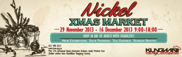 Nickel Xmas Market 2013 - Zwavelpoort - Christmas Market