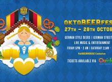 OktoBEERfest 2017 @ Beerhouse Centurion - Pretoria