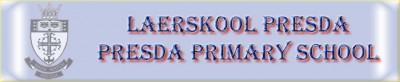 Presda Primary School - Zwavelpoort - logo