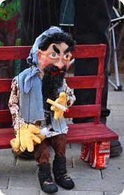 Puppet Making Workshops - Petrus Productions