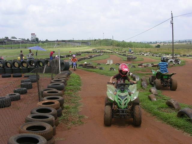 Quad Training for Kids - Zwartkops Quad Centre