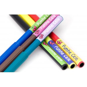 Quickstix School Stickers - Vinyl Pencil Labels