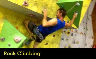 Rock Climbing - Sandton - RockFit