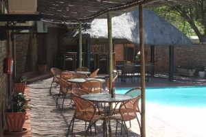 Rosenthal Guest House - Pool Area - Centurion
