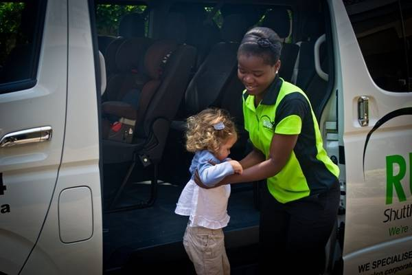 Rubix Transport - Kids Shuttle Service - Centurion