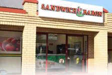 Sandwich Baron Pretoria - Banting Menu
