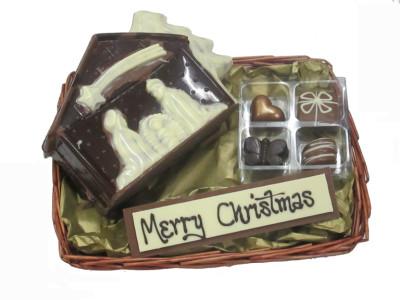 Snyman Sjokolateur - Christmas Chocolates - Waterkloof Ridge