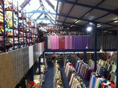 Fabric Superstore - Centurion - The Fabric Warehouse