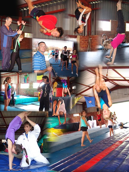 Tumble Mania - Pretoria - Tumbling Gymnastics