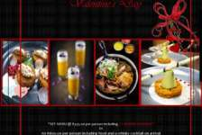 Valentines Day Lunch 2016 - Geet Indian Restaurant - Brooklyn