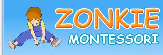 Zonkie Montessori - header