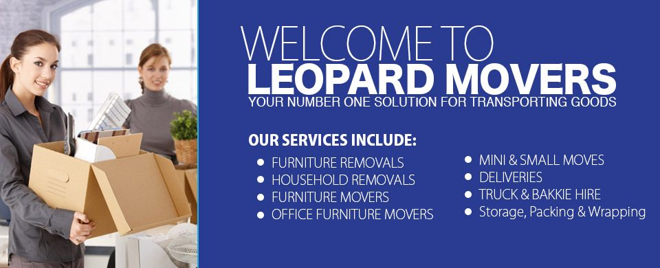 Leopard Furniture Removals - Cape Town