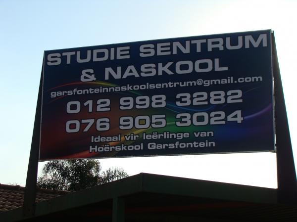 Garsfontein Naskool & Vakansiesentrum - Pretoria Oos