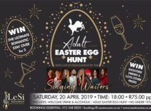 Adult Easter Egg Hunt & Dinner 2019 - Casa Toscana Pretoria